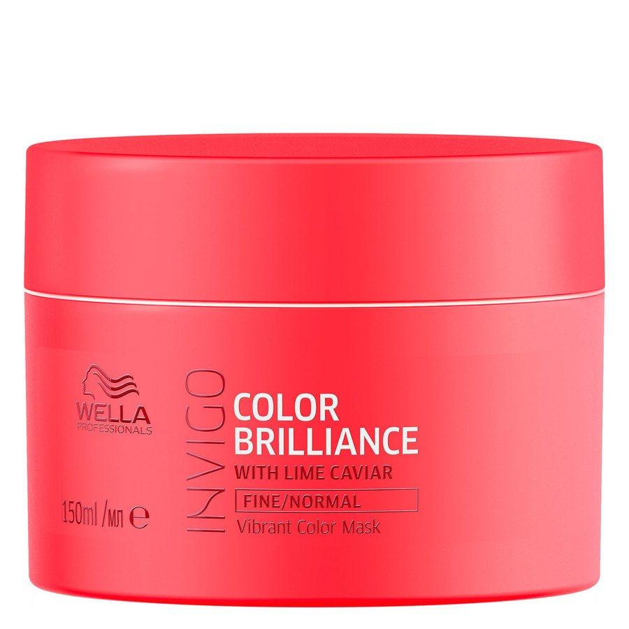 Wella Professionals Invigo Color Brilliance Mask Fine Normal Hair 150ml