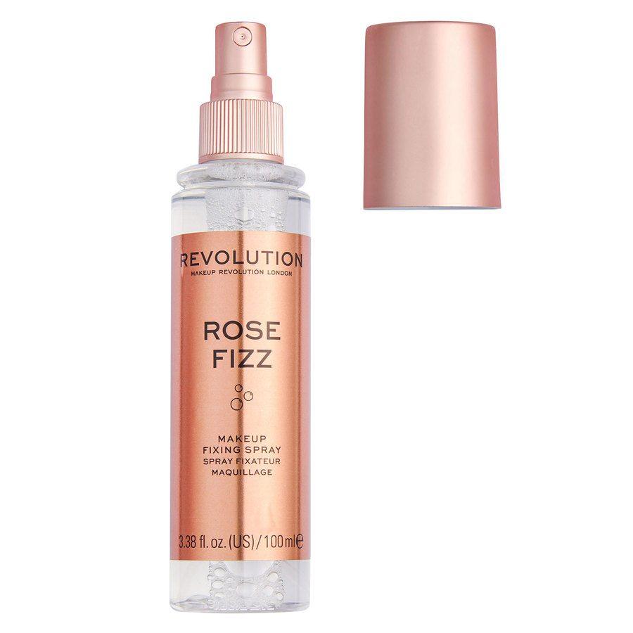 Makeup Revolution Precious Stone Fixing Spray Rose Fizz 100 ml