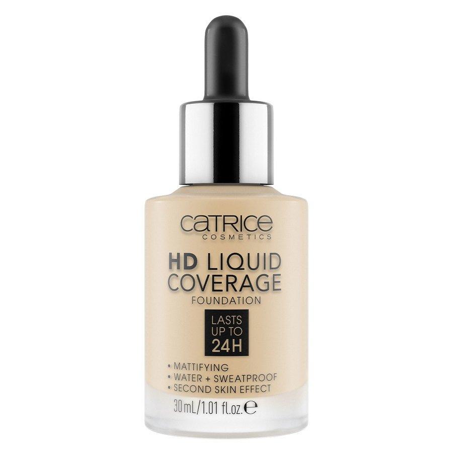 Catrice HD Liquid Coverage Foundation 008 Fair Beige 30 ml