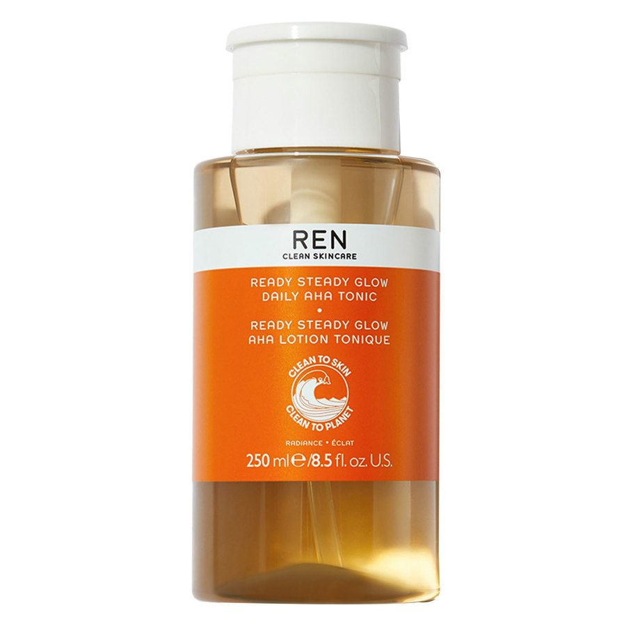 REN Clean Skincare Ready Steady Glow Daily AHA Tonic 250 ml