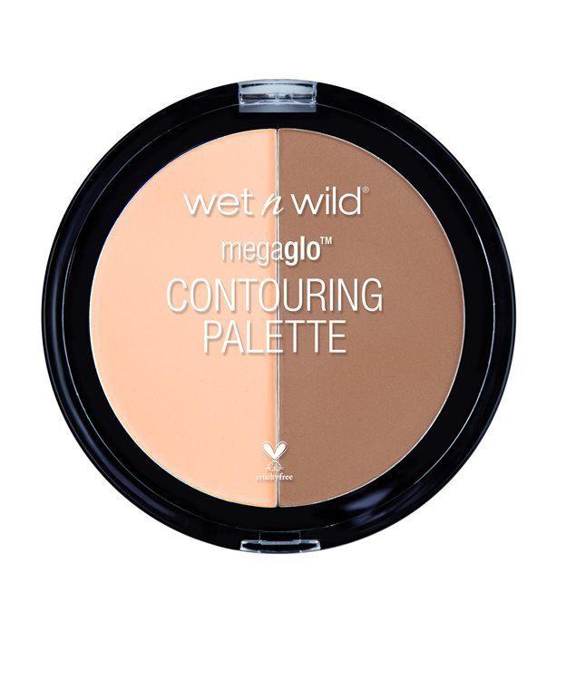 Wet`n Wild MegaGlo Contouring Palette Dulce De Leche E7491