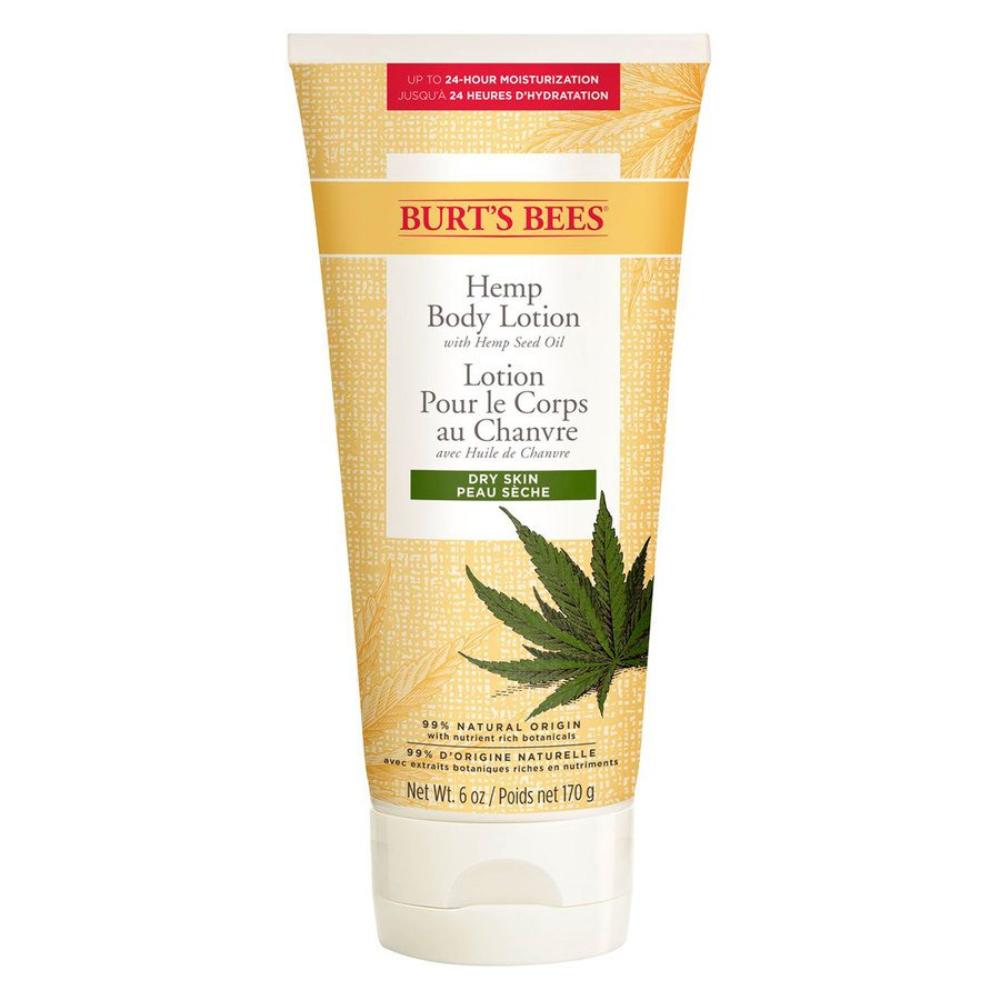 Burt's Bees Body Lotion Hemp 170 g