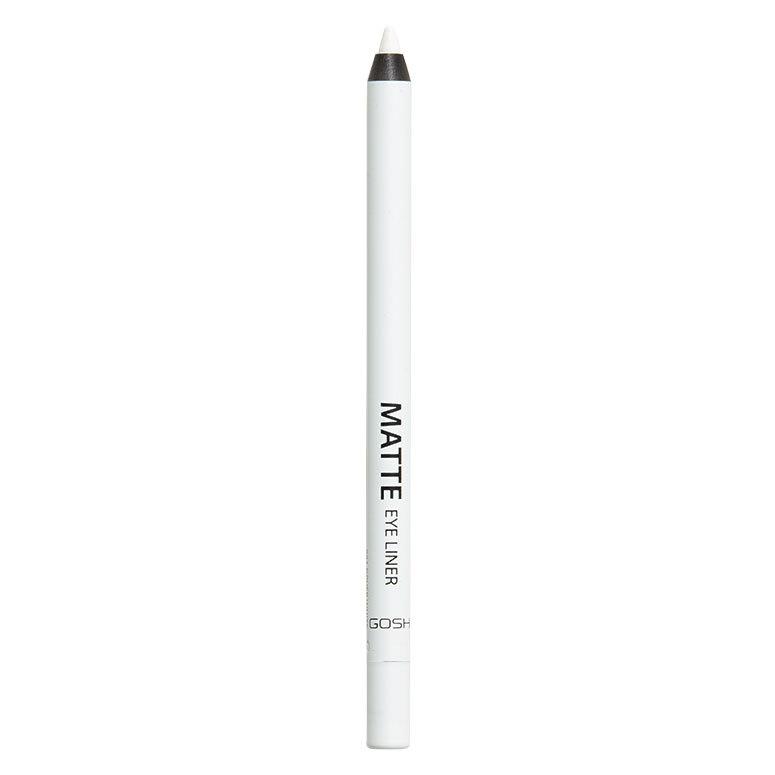 GOSH Matte Eye Liner 001 Dover White 1,2 g