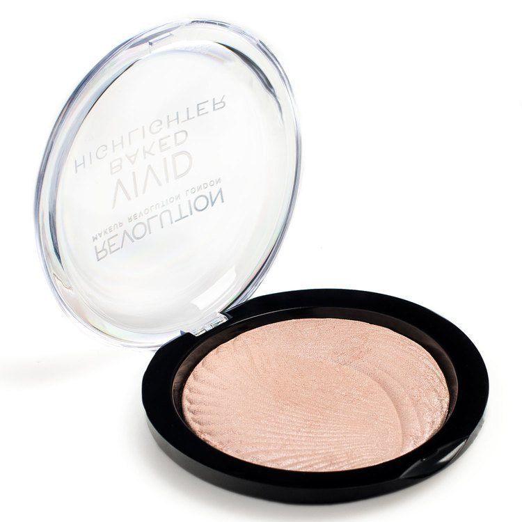 Makeup Revolution Vivid Baked Highlighter Peach Lights 7,5 g