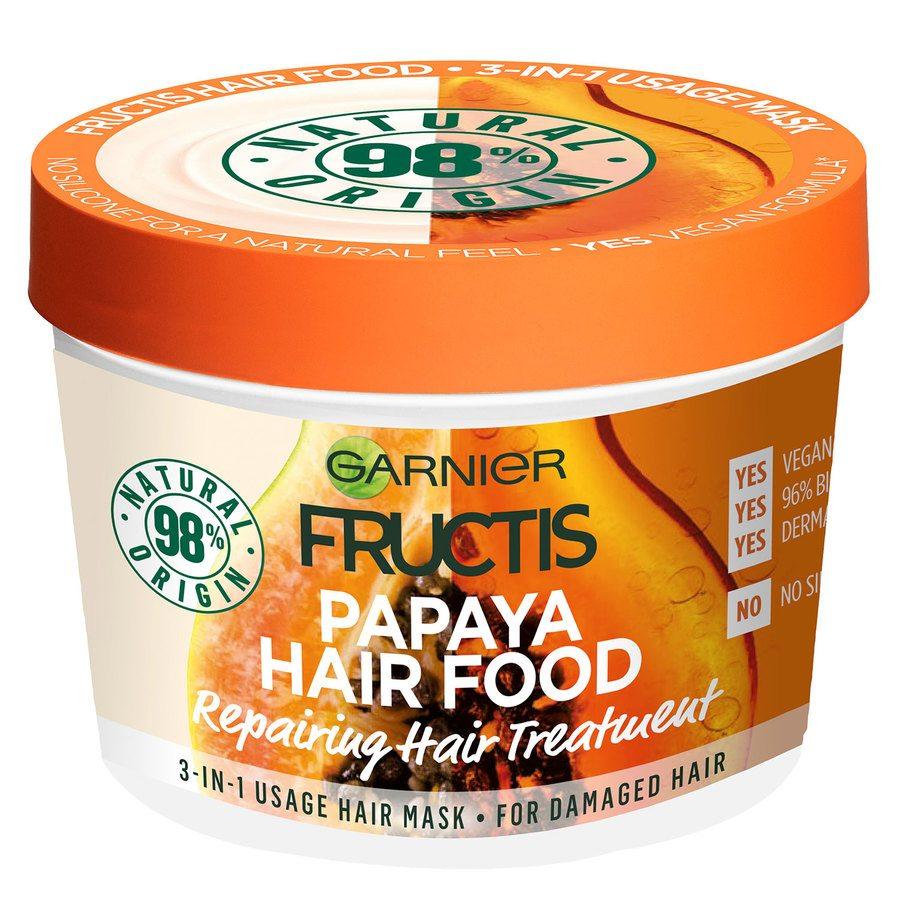 Garnier Fructis Hair Food Mask Papaya 390 ml
