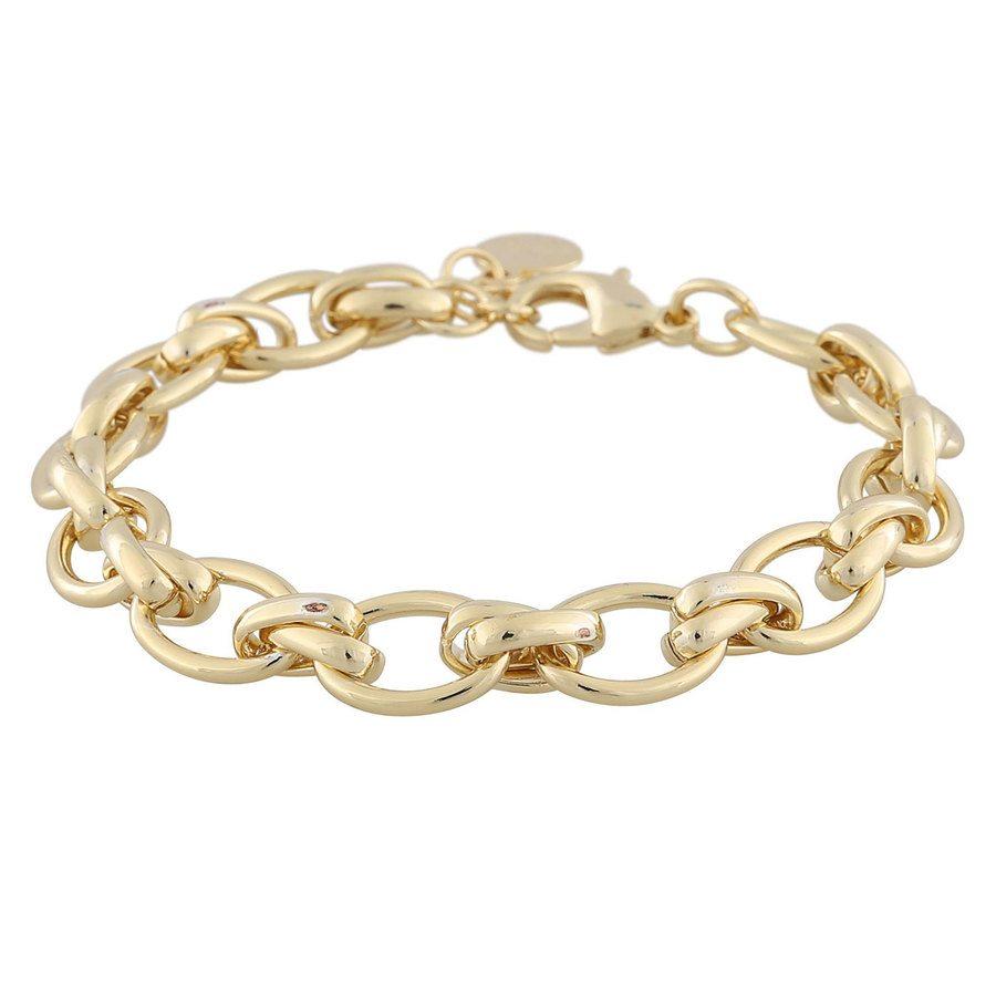 Snö of Sweden Elma Bracelet Plain Gold