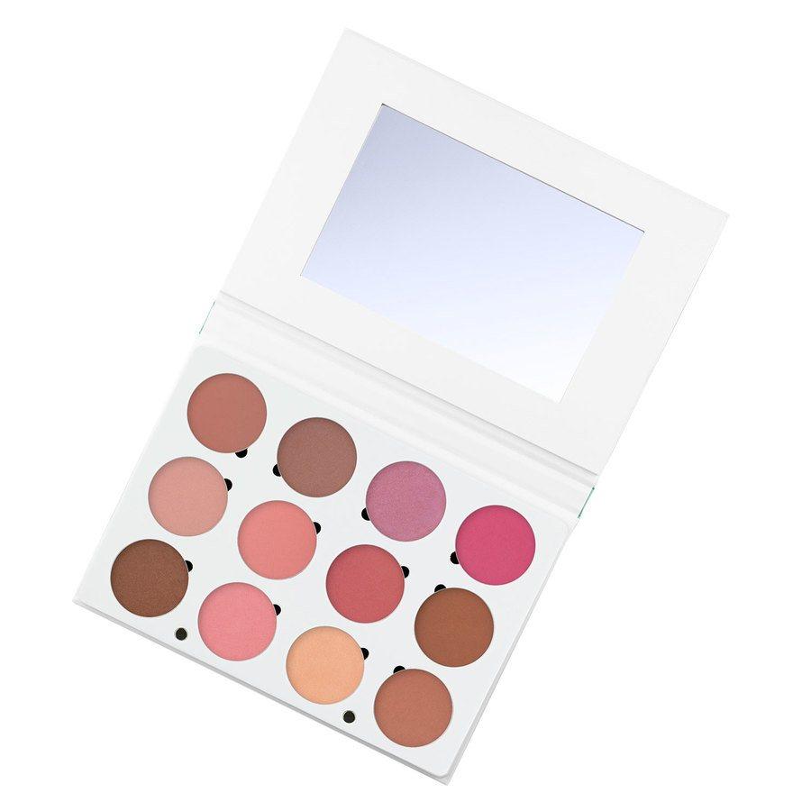 Ofra Professional Blush Palette 12 x 4 g