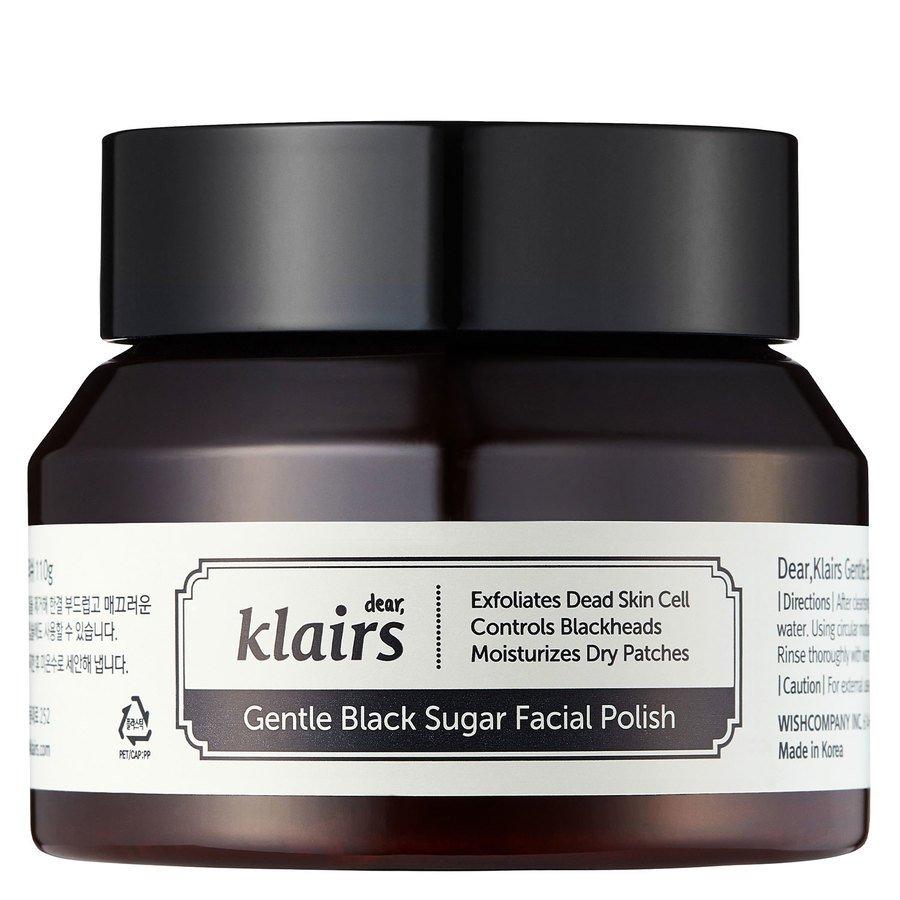 Klairs Gentle Black Sugar Facial Polish 110 g