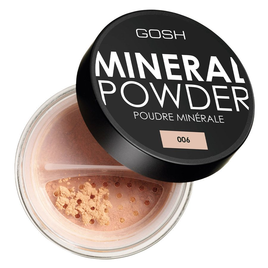 GOSH Mineral Powder #006 Honey 8 g