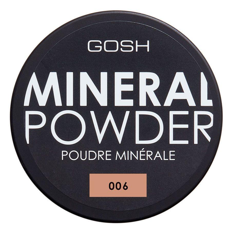 GOSH Mineral Powder #006 Honey 8 g