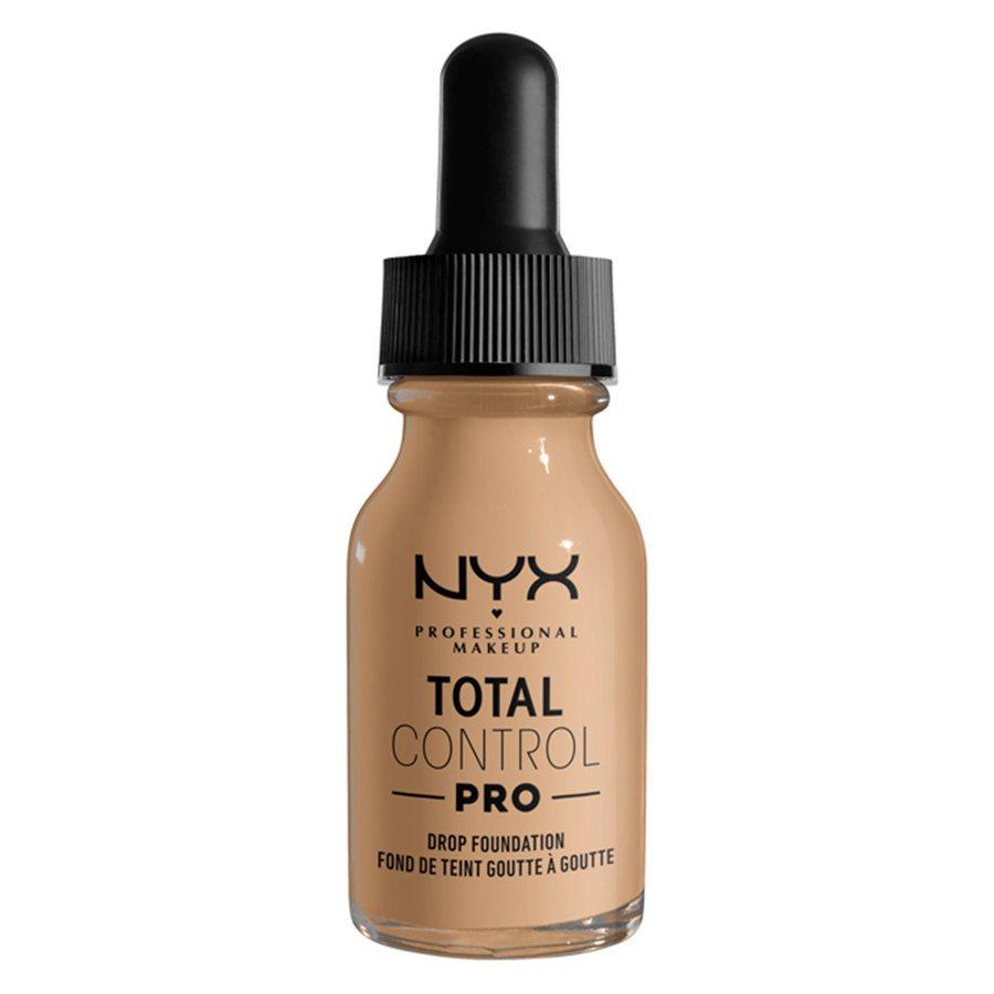 NYX Professional Makeup Total Control Pro Drop Foundation Buff 13 ml