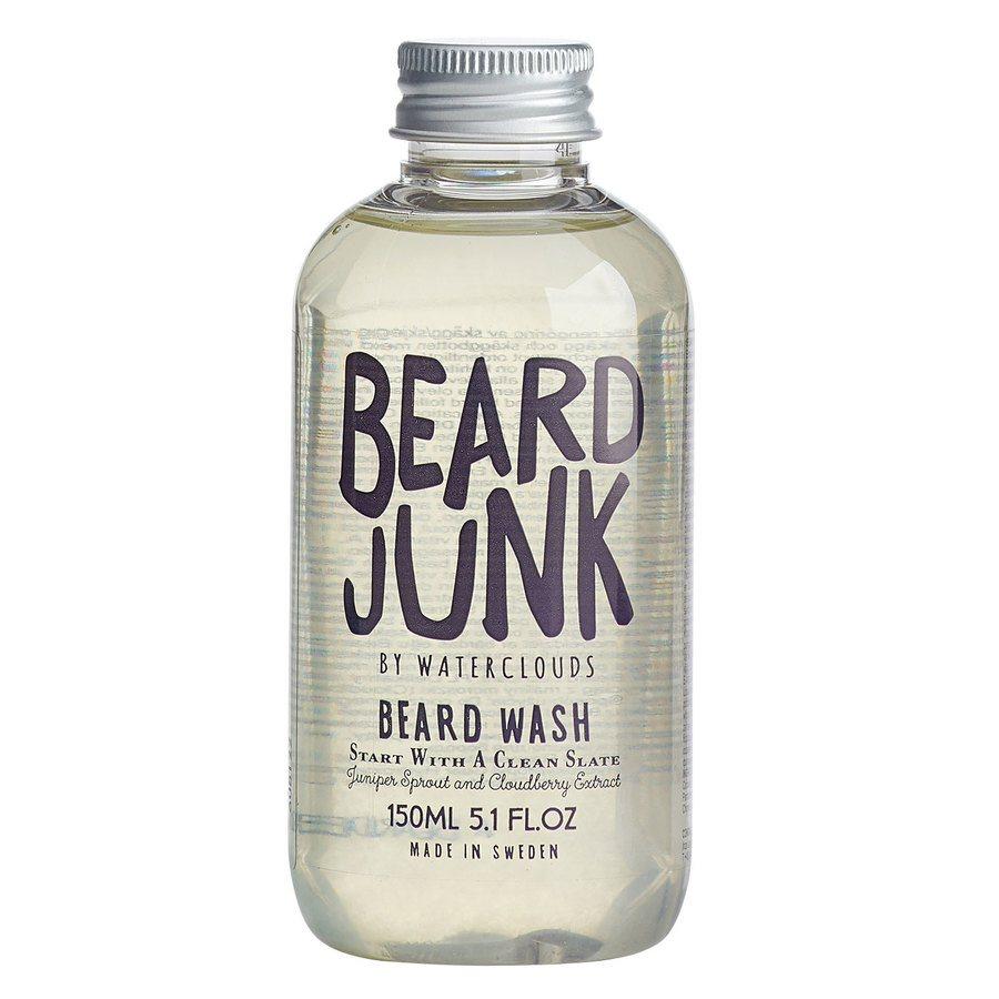 Waterclouds Beard Junk Beard Wash 150 ml