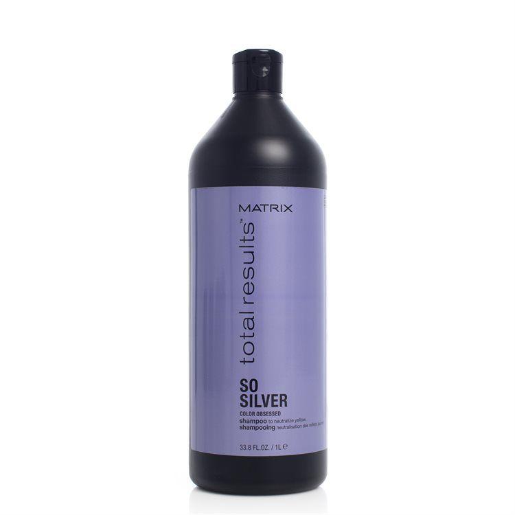 Matrix Total Results Color Care So Silver Shampoo 1000 ml