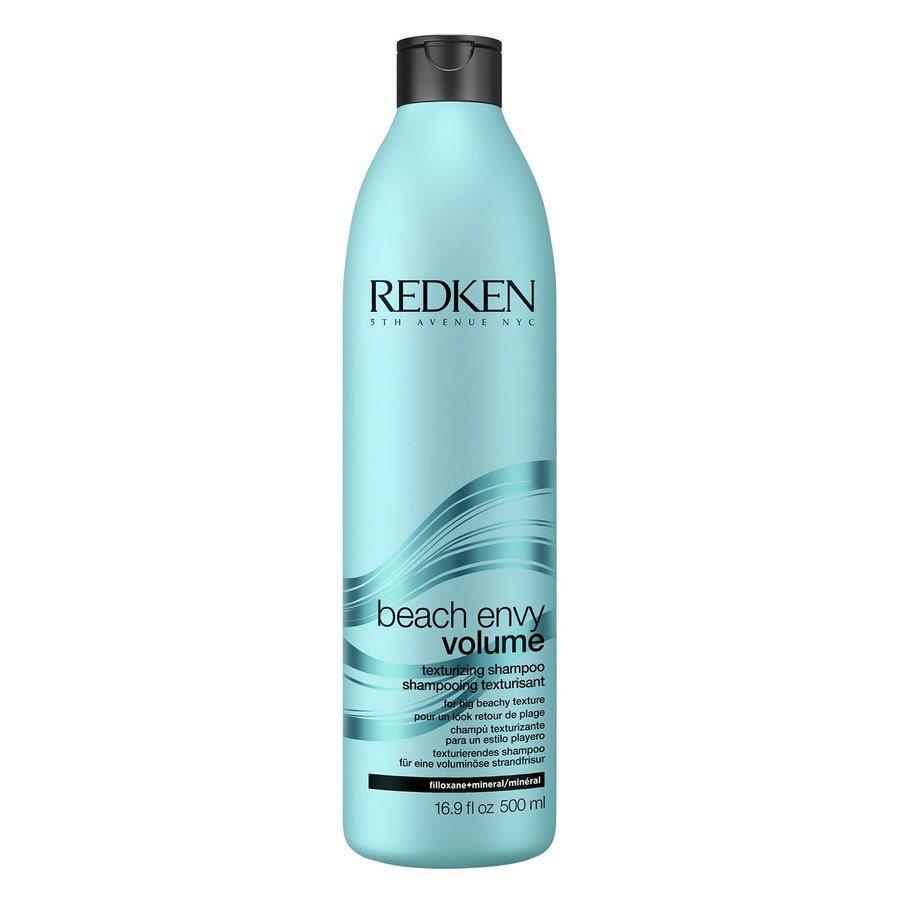 Redken Beach Envy Volume Texturizing Shampoo 500 ml