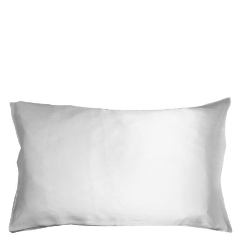 Soft Cloud Mulberry Silk Pillowcase White 50x60 cm
