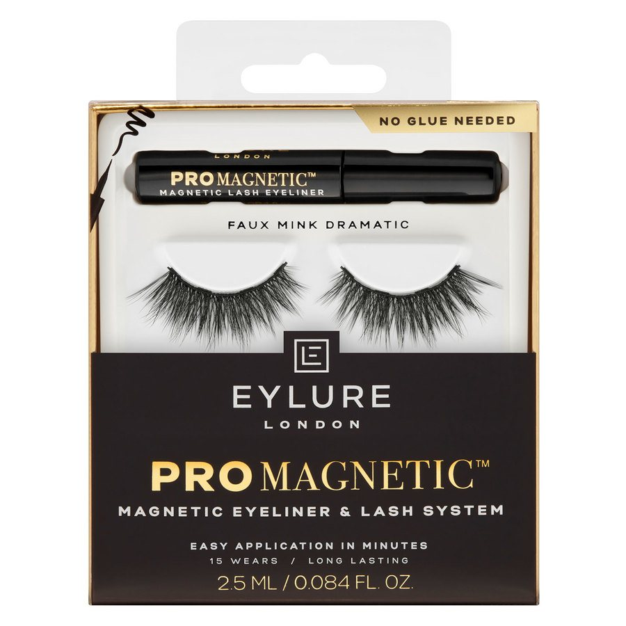 Eylure ProMagnetic Magnetic Eyeliner & Lash System Faux Mink Dramatic