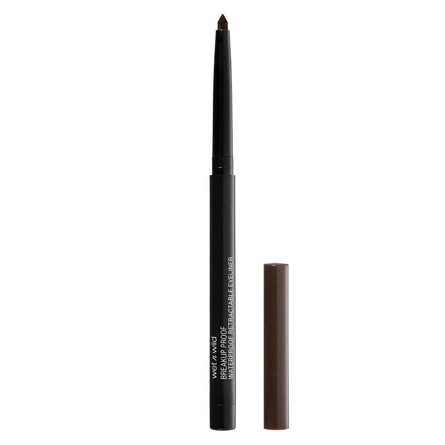 Wet 'n Wild MegaLast Retractable Eyeliner Black Brown 0,23 g