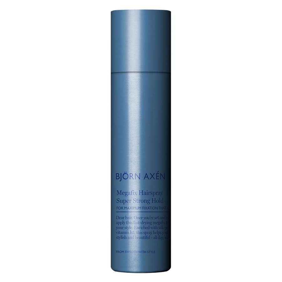 Björn Axén Megafix Hairspray Super Strong Hold 80 ml
