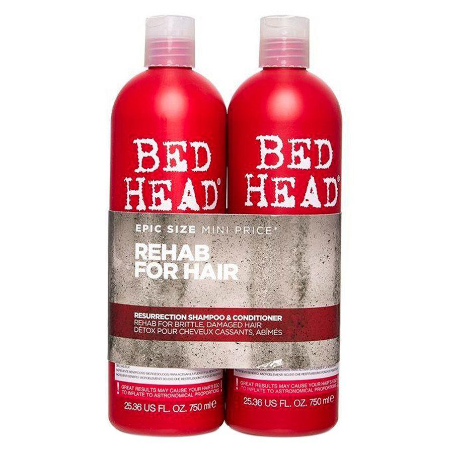TIGI Bed Head Urban Antidotes Resurrection Shampoo & Conditioner 2 x 750 ml