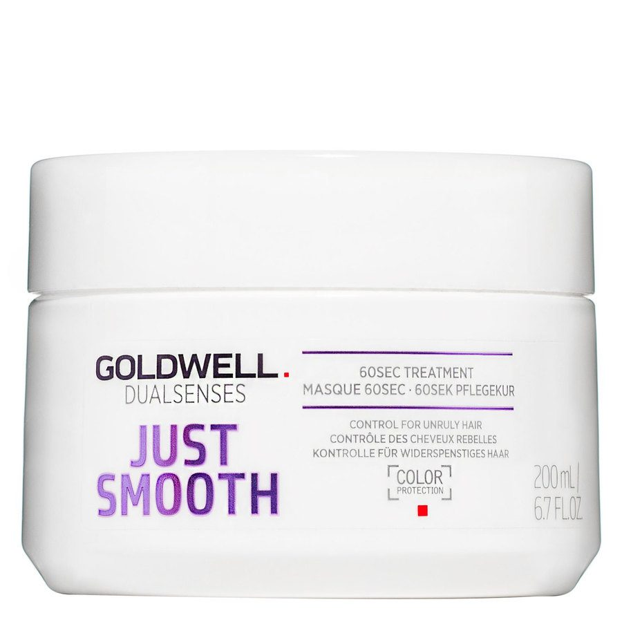 Goldwell Dualsenses Just Smooth 60sec Treatment 200ml