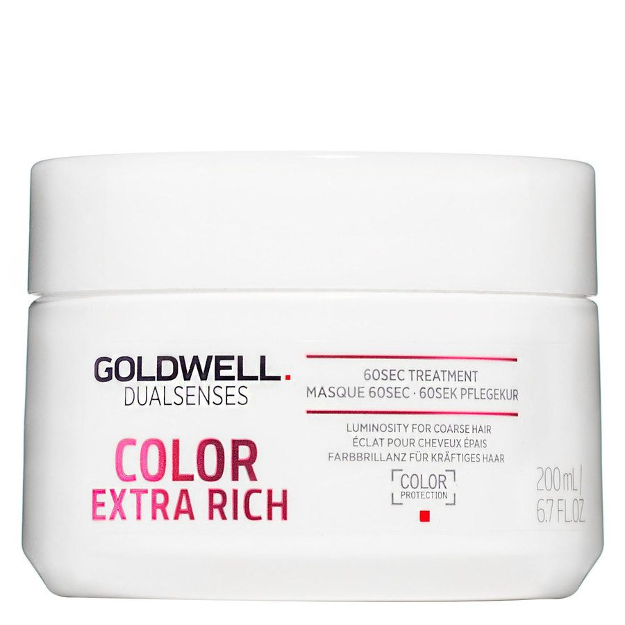 Goldwell Dualsenses Color Extra Rich 60sec Treatment 200ml