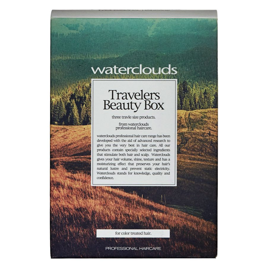 Waterclouds Travelers Beauty Box Color 3 st