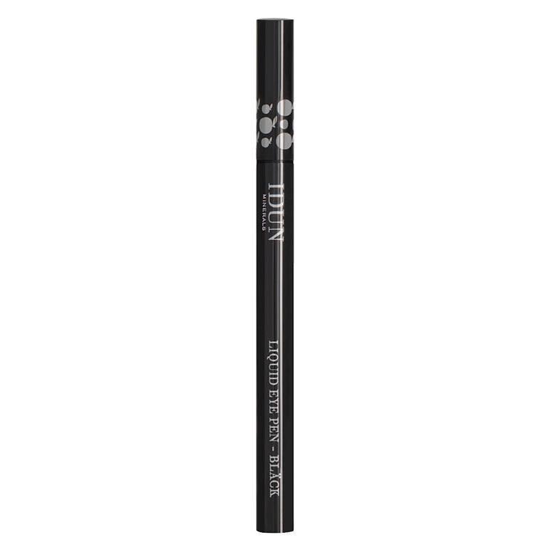 IDUN Minerals Liquid Eye Pen Black