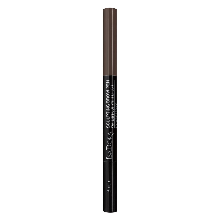 IsaDora Sculpting Brow Pen Waterproof 82 Medium Brown 0,2g