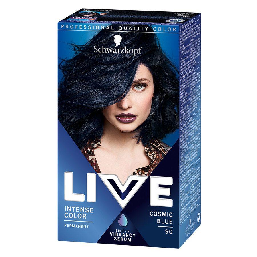 Schwarzkopf Live XXL #90 Cosmic Blue