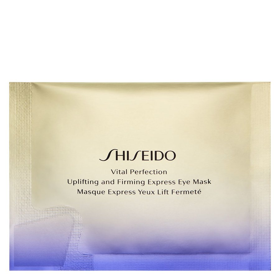 Shiseido Vital Perfection Uplifting And Firming Express Eye Mask 12 st.